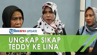 Diduga Teddy Sering Berbuat Tidak Menyenangkan ke Almarhumah Lina Jubaedah, Keluarga Beri Penjelasan