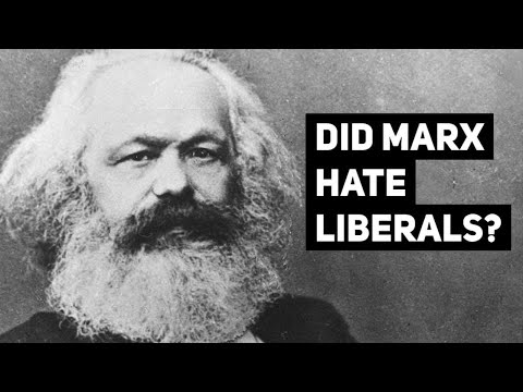 What Did Marx REALLY Think About Liberals?