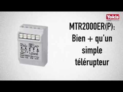 Telerupteur 10A Radio Power