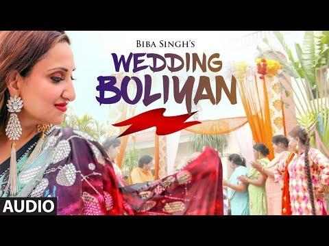 Wedding Boliyan: Biba Singh (Full Audio Song) Jeet