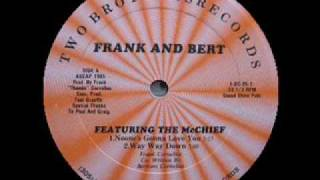 Frank And Bert Feat. The Mc Chief - The Web (II Brothers-1985)