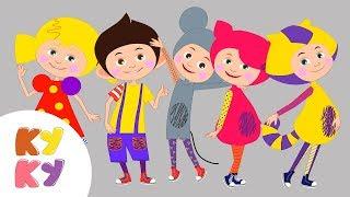 Смотреть онлайн Детские песенки для детей до 1 года