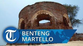 Benteng Martello, Saksi Bisu Pendudukan Penjajah Belanda di Pulau Kelor