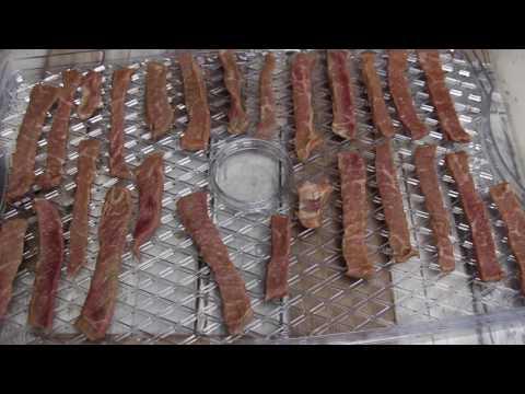Jacky Coke BEEF JERKY - english Grill- and BBQ-Recipe- 0815BBQ