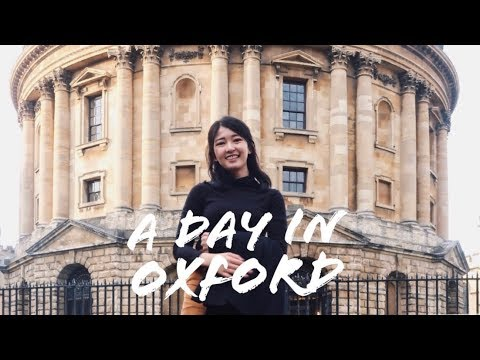 Oxford Student Life, England Diaries Episode 2 - Cindy Thefannie