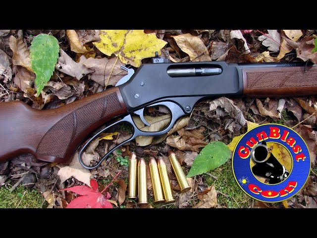 Shooting the 45-70 Lever Action Carbine