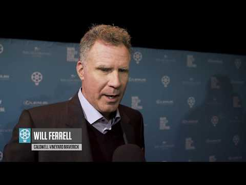 NVFF17 Caldwell Vineyard Maverick Tribute: Will Ferrell