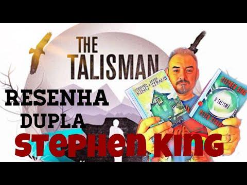 RESENHA | RESENHA LITERÁRIA | TALISMÃ & CASA NEGRA - STEPHEN KING |