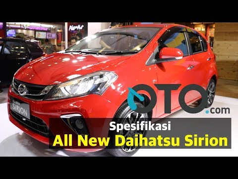 1st Impression All New Daihatsu Sirion I OTO.com
