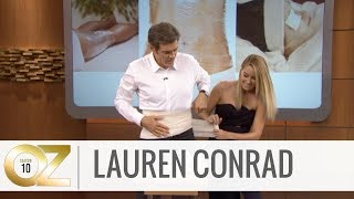 The Slimming Weight-Loss Trend Lauren Conrad Loves