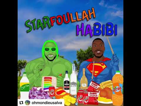 Ohmondieusalva x Ziimondo - Starfoullah Habibi(Teaser Officiel) sur Coach Fitness