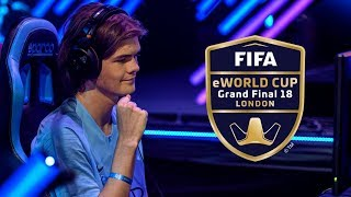 FIFA 18 | FIFA eWorld Cup Grand Final - Semifinals & FUT 19 Reveal!