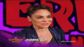 """""""A Different World"""" with Jasmine Guy — Whitley and Dwyane"""
