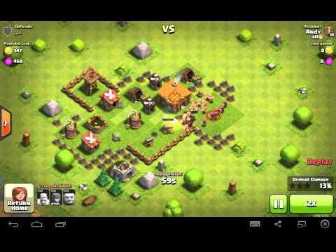 clash of clans pirn