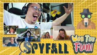 Wah! The Fun EP3 - Spyfall
