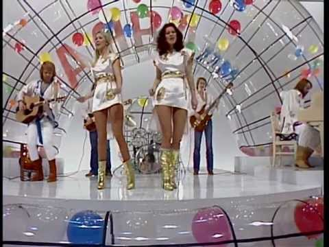 ABBA The Name Of The Game (ABBA Special TBS '78) 2001 Remastered Audio HD