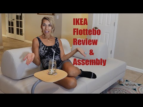 Ikea Flottebo Sofa Bed Review and Assembly Tips
