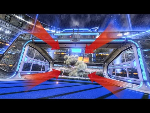The BEST Goal Explosion in Rocket League