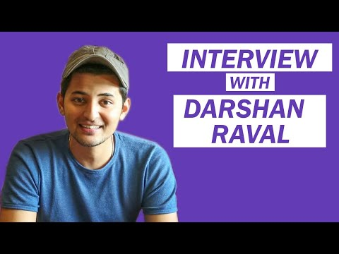 In conversation with musical sensation Darshan Rawal