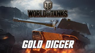 World of Tanks - Gold Digger