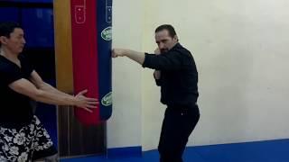 Упражнение для Штурмовой Атаки  в Extreme Fight. Модуль 2. Юрий Кормушин.