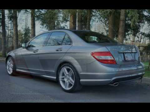 2008 Mercedes-Benz C 300 Sport *65k Miles* Navigation AMG Wheels for sale in Milwaukie, OR