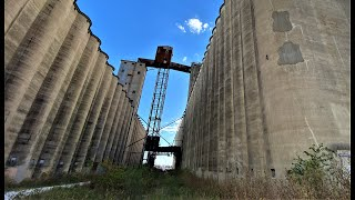 Crashing at the Abandoned Silos in 4K! Epic FPV Drone Flying! Need Practice but Had a Blast!