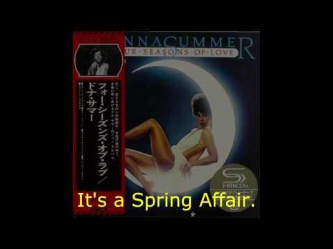 Testo MacArthur Park (Reprise) - Donna Summer -