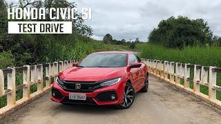 Honda Civic Si - Test Drive