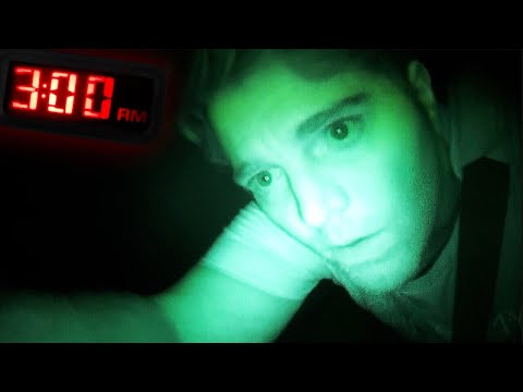 24 HOURS OVERNIGHT IN A HAUNTED GHOST SHIP