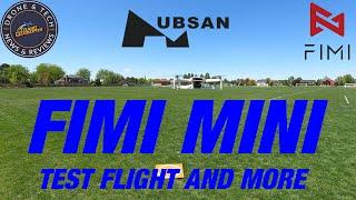 More Hubsan Zino Mini Pro News and FIMI X8 Mini Update And Test Flight