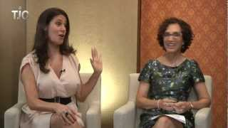 Clip from TJC's THE SALON Ep. 19: Jewish Wedding Trends