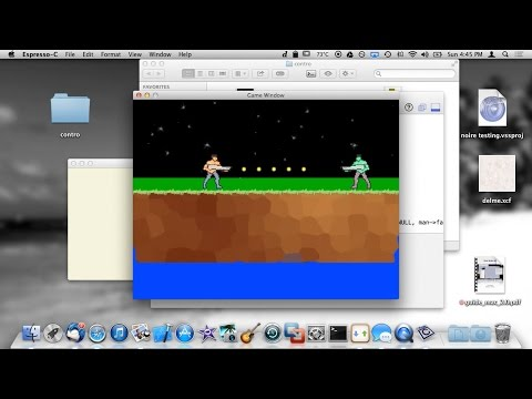 Learning C Game Programming – Simple Gun Shooting