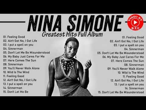 Nina Simone Greatest Hits Full Album - Best Of Nina Simone 2021 - Nina Simone Jazz Songs