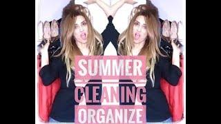 ΚΑΘΑΡΙΖΩ ΤΗΝ ΝΤΟΥΛΑΠΑ ΜΟΥ | ΚΑΛΟΚΑΙΡΙ MINI SERIES| Πώς καθαρίζω το σπίτι μου | Anna Eleftheriou