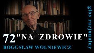 """72 Bogusław Wolniewicz """"Na zdrowie"""" Warszawa 12 marca 2016"""