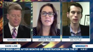 The Hard Line | Jessica Tarlov & Ian Tuttle on Obama vetoing the National Defense Authorization Act