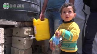 Drinking Water Distribution, Gaza, Palestine