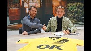 INTERVIEW | Bart Verbruggen tekent eerste profcontract