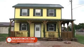 BARDOMINIUMS   Universal Metal Buildings