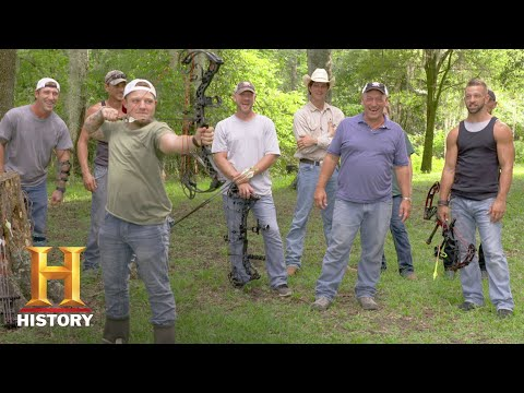 Swamp People: Archery, Round 1 - Jay Paul vs. Holden (Season 9)   History