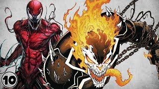 Top 10 Strongest Symbiotes - Part 2