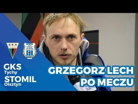 Lech po meczu GKS Tychy - Stomil Olsztyn