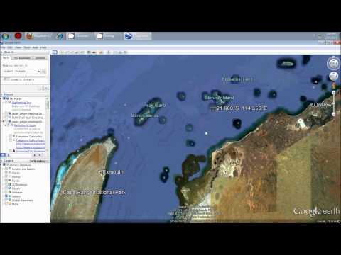 12/5/2011 -- Australia 5.1M earthquake -- Exmouth VLF HAARP station also FRACKING offshore