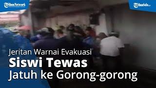 Jeritan Histeris Warnai Evakuasi Pelajar SMP Tewas Terperosok ke Gorong-gorong di Cimahi