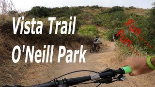 Vista Trail | O'Neill Park Orange County CA