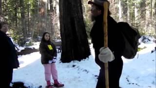 Origin of Snowshoe Thompson