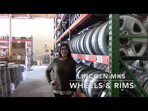 Factory Original Lincoln MKS Wheels & Lincoln MKS Rims – OriginalWheels.com