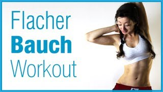 Flacher Bauch mit 4 Minuten Training pro Tag