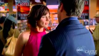 Castle - The Naming Of Nikki Heat, Its A Stripper Name! HD
